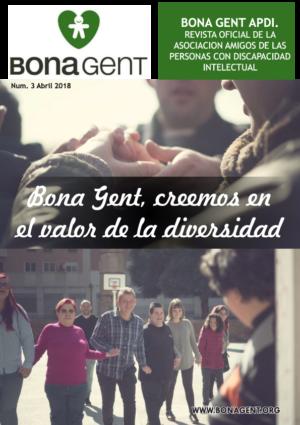 Revista Bona Gent Num3