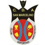 Escudo Club Deportivo Artístico San Marcelino