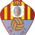Escudo Unión deportiva Alginet