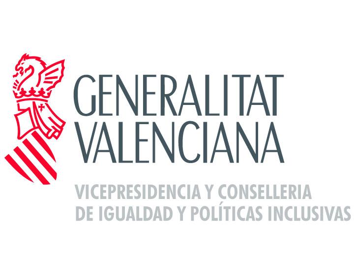 Logotipo de la Vicepresidencia y Conselleria de Igualdad y Políticas Inclusivas