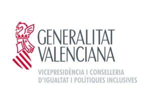 logo conselleria igualdad valenciano