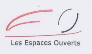 """Logo asociación """"Les Espaces Ouverts"""""""